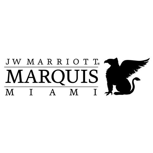 JW Marriott Marquis Miami - logo