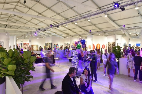 CONTEXT Art Miami Apply for VIP