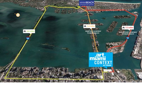 CONTEXT ART MIAMI NEW LOCATION
