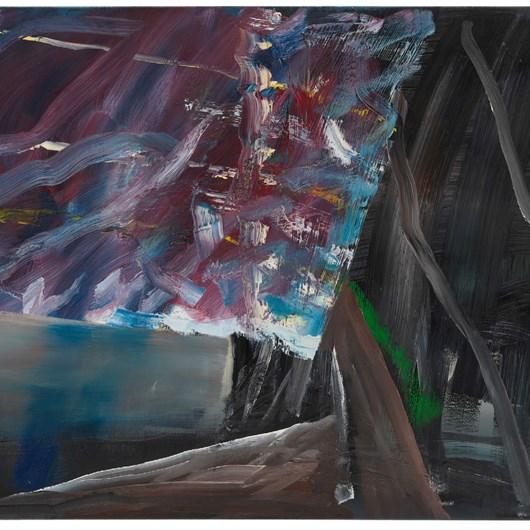 Abstraktes Bild (562-2)
