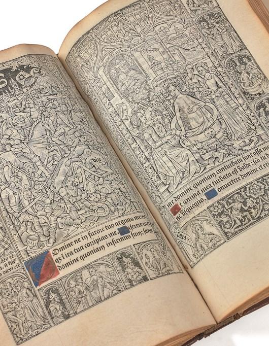 [Book of Hours of Roma]. Paris, P. Pigouchet, 1498.