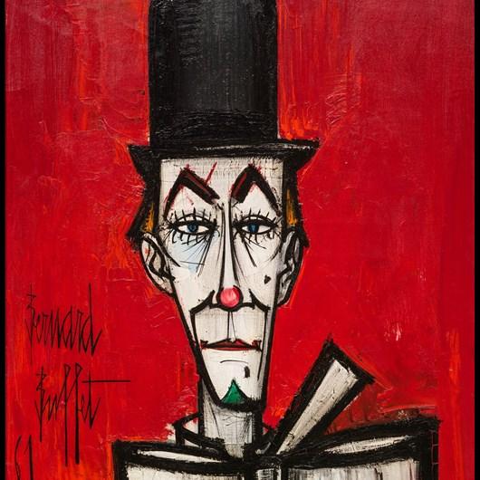 Clown, 1961