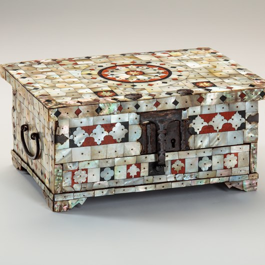 Portable writing chest