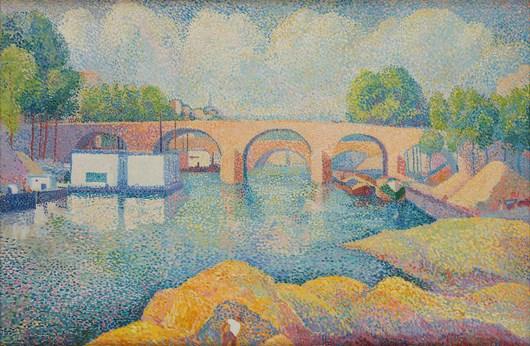 Un Pont à Paris