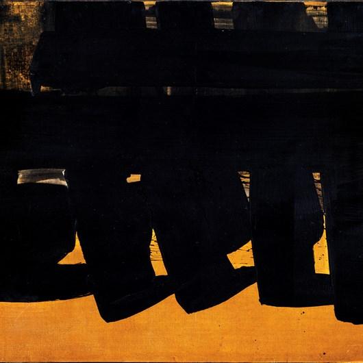 Peinture 73,5 x 92 cm, 16 novembre 1970