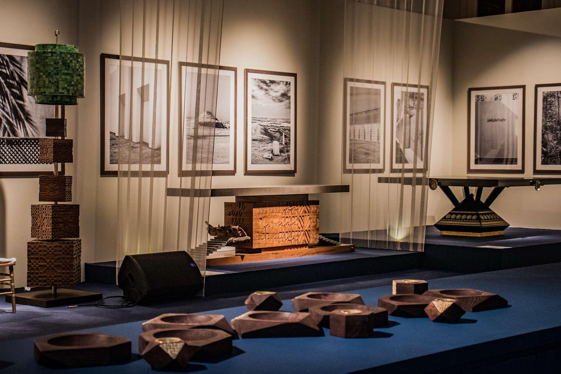 exhibition Header
