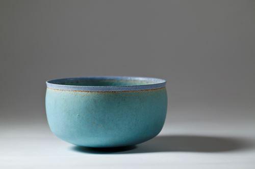 Unique stoneware bowl