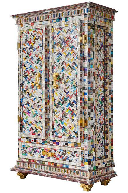 Matchbox King cupboard
