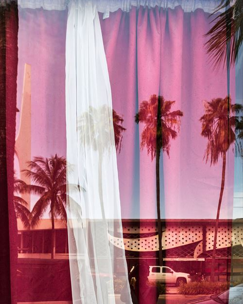 South Beach Reflection