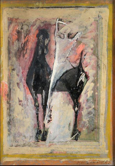 Cavallo e Cavaliere, 1952