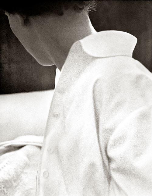 White Blouse, Paris, The Eye of Love, 1952