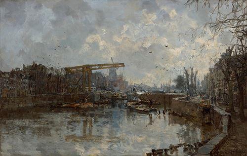 Delfshaven, 1908