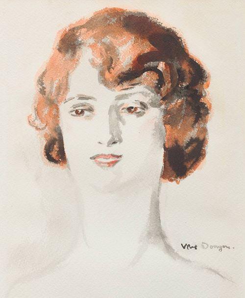 Portrait de Femme, 1924