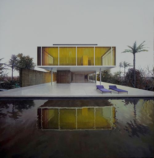 Modern House Nr. 37 / Lost in Paradies