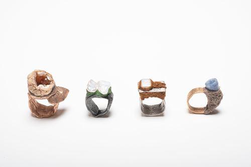 4 rings by Iris Bodemer