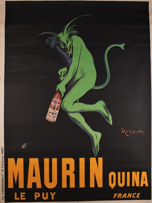 """""""Maurin Quina, Le Puy France"""""""