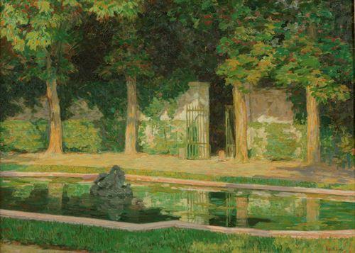 Trianon sous bois, Versailles