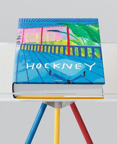David Hockney. A Bigger Book. SUMO