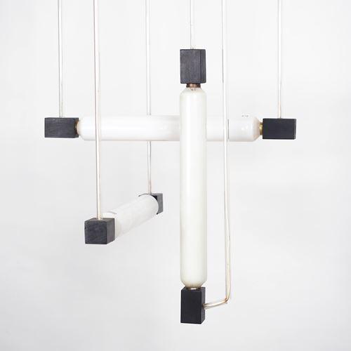 3 tube 'Hartog' Hanging lamp'