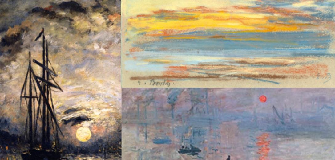 Jongkind, Boudin et Monet : portraits croisés par Sylvie Patin, Conservateur général honoraire au musée d'Orsay, Correspondant de l'Institut